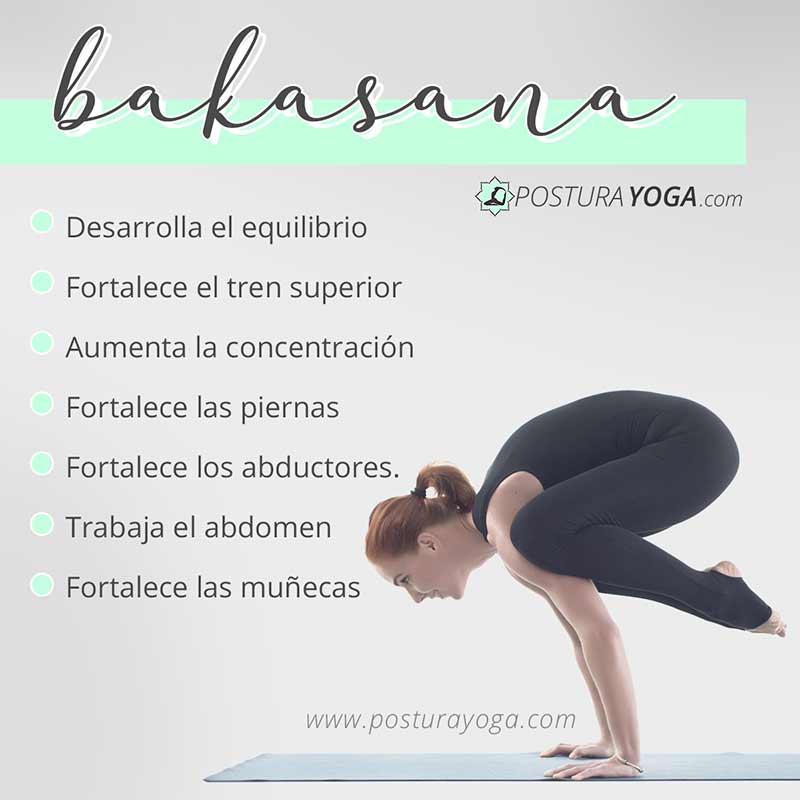 Beneficios de bakasana