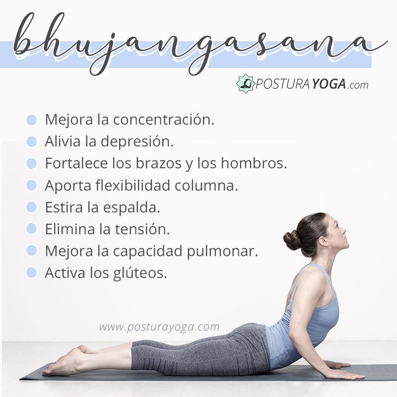 beneficios de bhujangasana