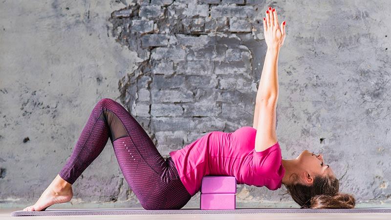 ladrillo yoga