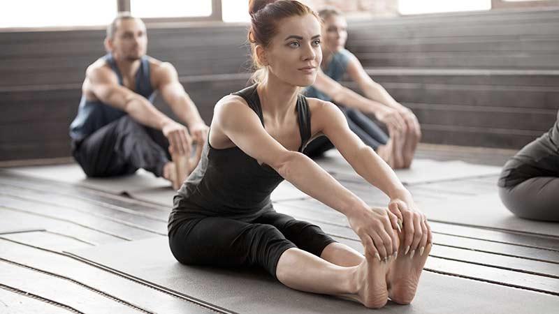 posturas de yoga anti estres